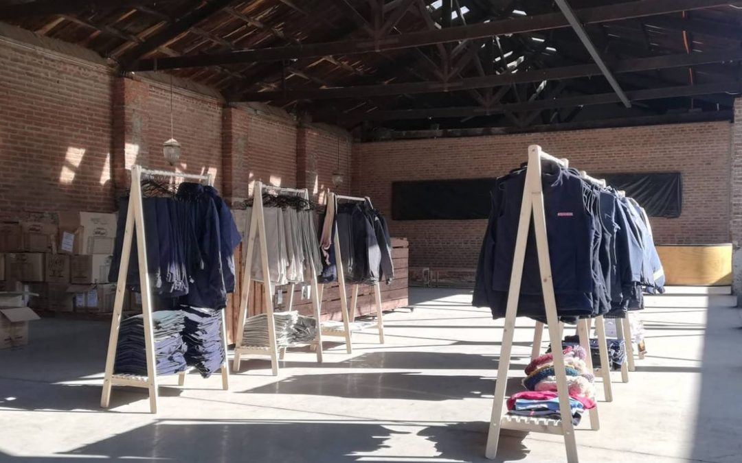 Minka: Reutilizar y dar nueva vida a los residuos textiles